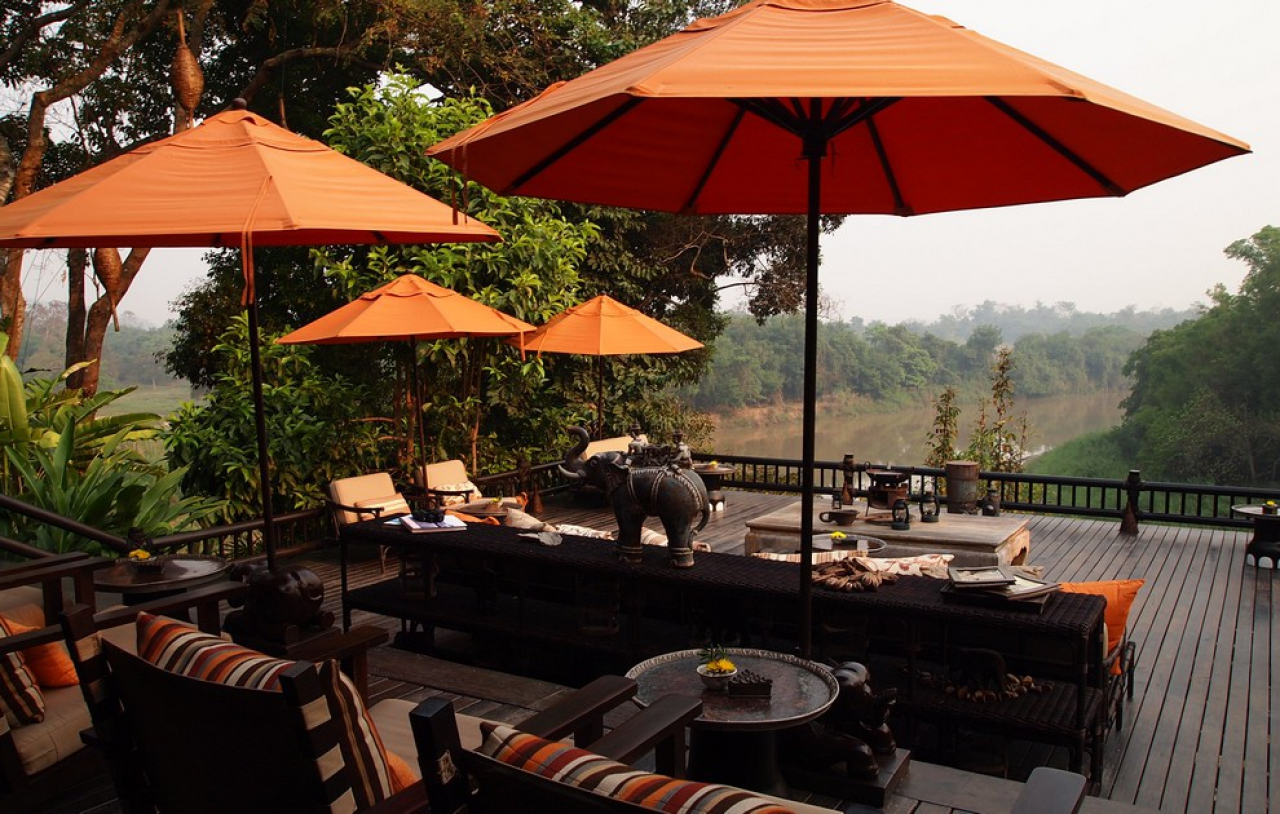 hotel de reve en thailande