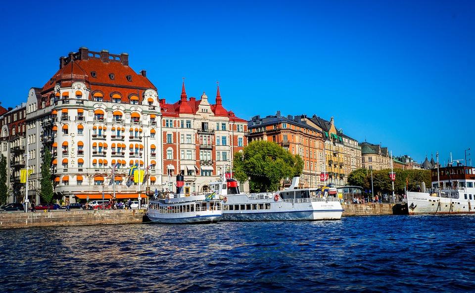 voyagez a stockholm en suede