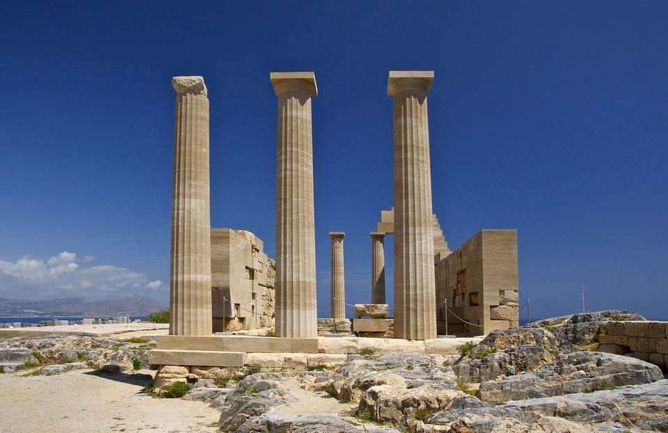 temple athène