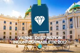 Vienne, destination incontournable en 2017