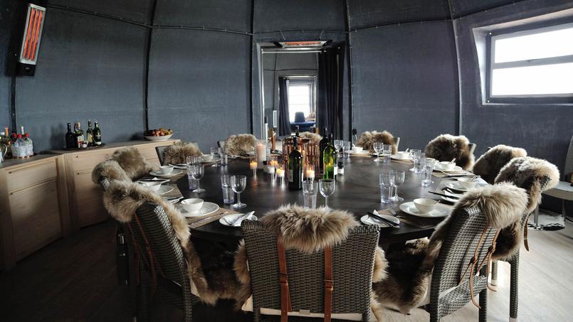 White Desert: l'hôtel de luxe le plus isolé du monde | Profession ...