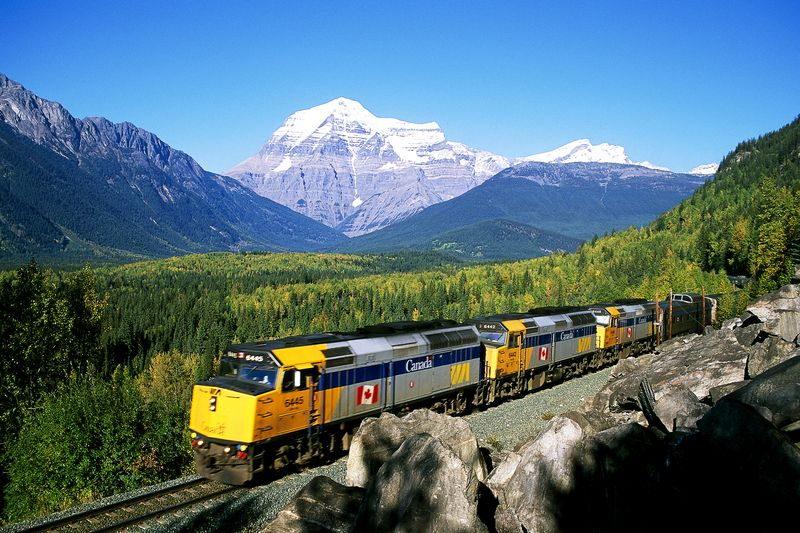 record d'affluence pour via rail 2016