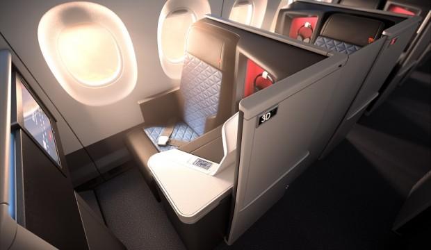 [Delta Air Lines] Ses cabines Delta Premium et Delta One en 2017
