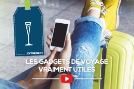 [Inspirations] Les gadgets de voyage vraiment utiles!