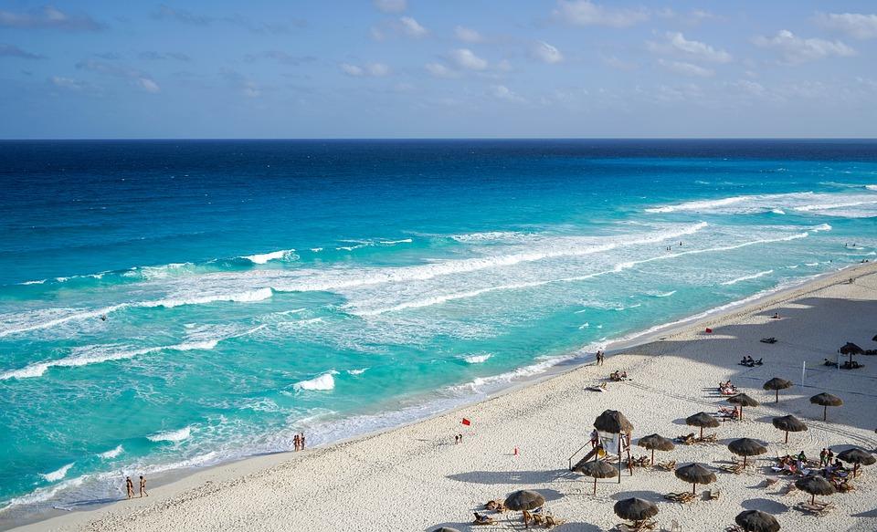 cancun plage