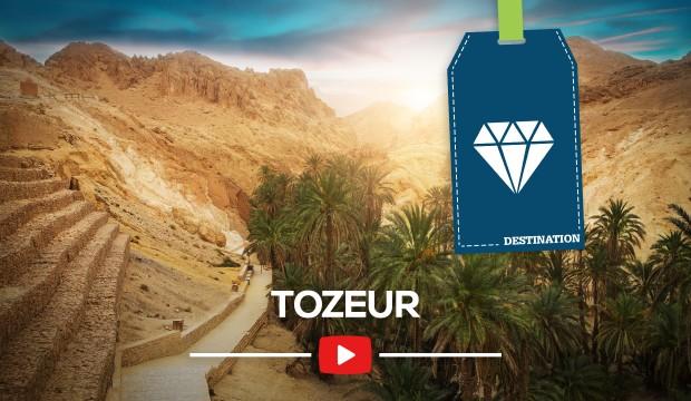 [Tunisie] Tozeur, une oasis aux portes du Sahara