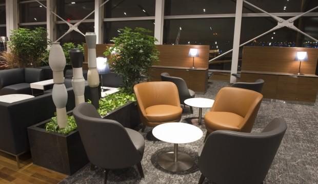 [Air Canada] un nouveau salon Feuille d'érable à l'aéroport Montréal-Trudeau