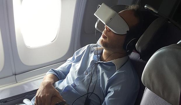 [Corsair] Des lunettes 3D à bord des appareils !