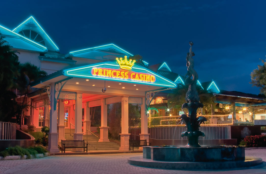 princess casino saint martin