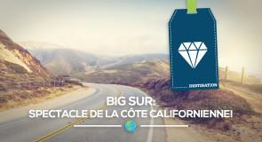 [Big Sur] spectacle de la côte californienne!