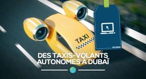 Des taxis-volants autonomes à Dubaï
