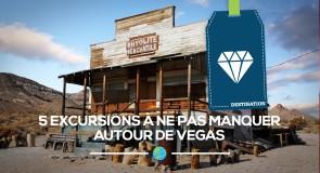 [Las Vegas] 5 excursions à ne pas manquer!