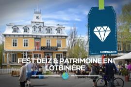 [Lotbinière] Fest Deiz & patrimoine