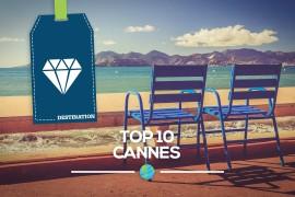 [Top 10] Spécial Cannes & environs