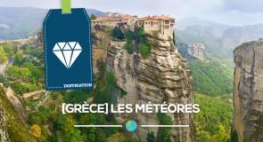 [Grèce] Météores: plus près des cieux!