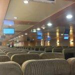 intérieur ferry blue star grèce