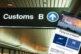L'aéroport de Miami vous facilite encore un peu plus le passage aux douanes