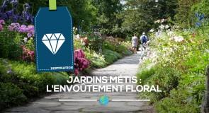 [Gaspésie] Jardins de Métis: l'envoûtement floral