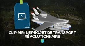 [Techno] Clip Air: le projet de transport révolutionnaire