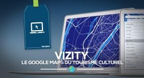 [Techno] Vizity: le Google Maps du tourisme culturel
