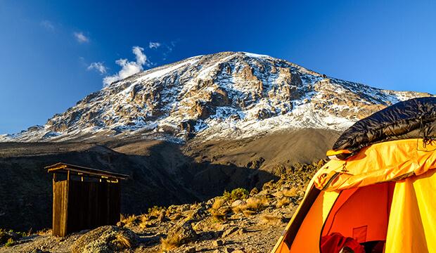 Mont kilimandjaro trek