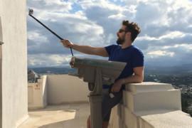 [Entrevue] Christopher Jeffrey Racine fait le buzz sur les réseaux sociaux avec Transat