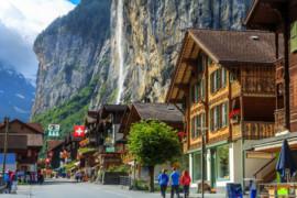 La Suisse enregistre une hausse du nombre de touristes canadiens