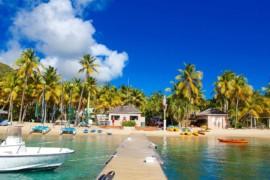 Antigua rouvre ses frontières: reprise des premiers vols commerciaux