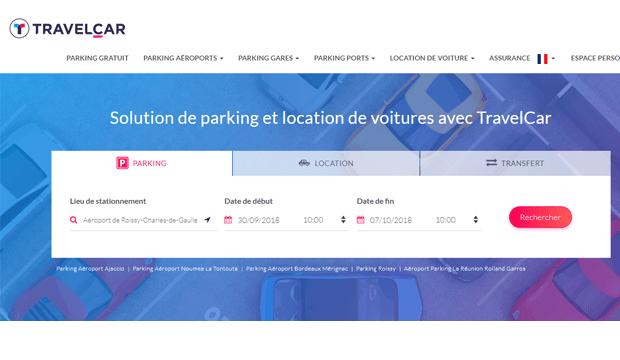 ressources  travelcar lance une plateforme mondiale de r u00e9servation de stationnement pour les