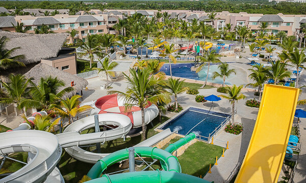 Les hôtels Memories Punta Cana et Grand Memories Splash fusionneront en un seul hôtel