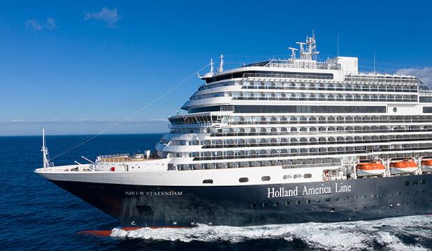 Les réservations sont ouvertes pour les croisières 2022-23 de Holland America Line, qui explorent les destinations les plus lointaines du monde