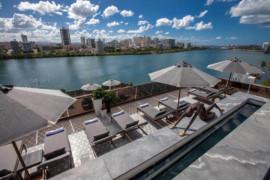 Porto Rico possède un nouvel hôtel exceptionnel: The O: LV Fifty Five