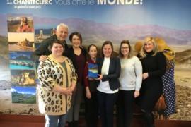 Tours Chanteclerc est le seul voyagiste primé par Rocky Mountaineer au Québec