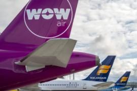 Icelandair vient au secours des victimes de WOW Air