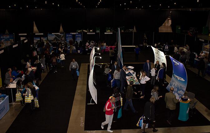 westjet travel trade expo
