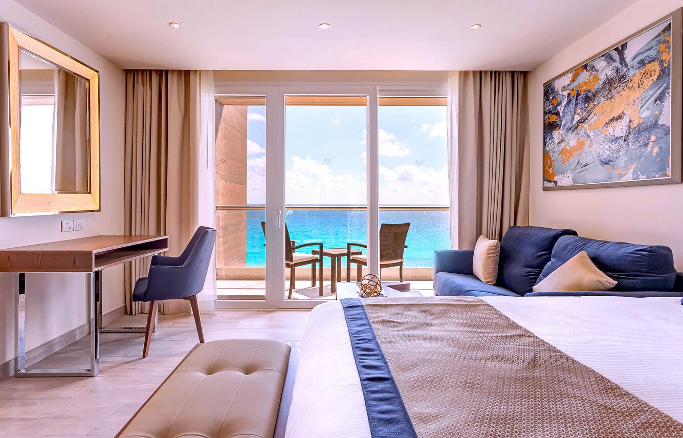Royalton Suites Cancún Resort & Spa suite vue mer