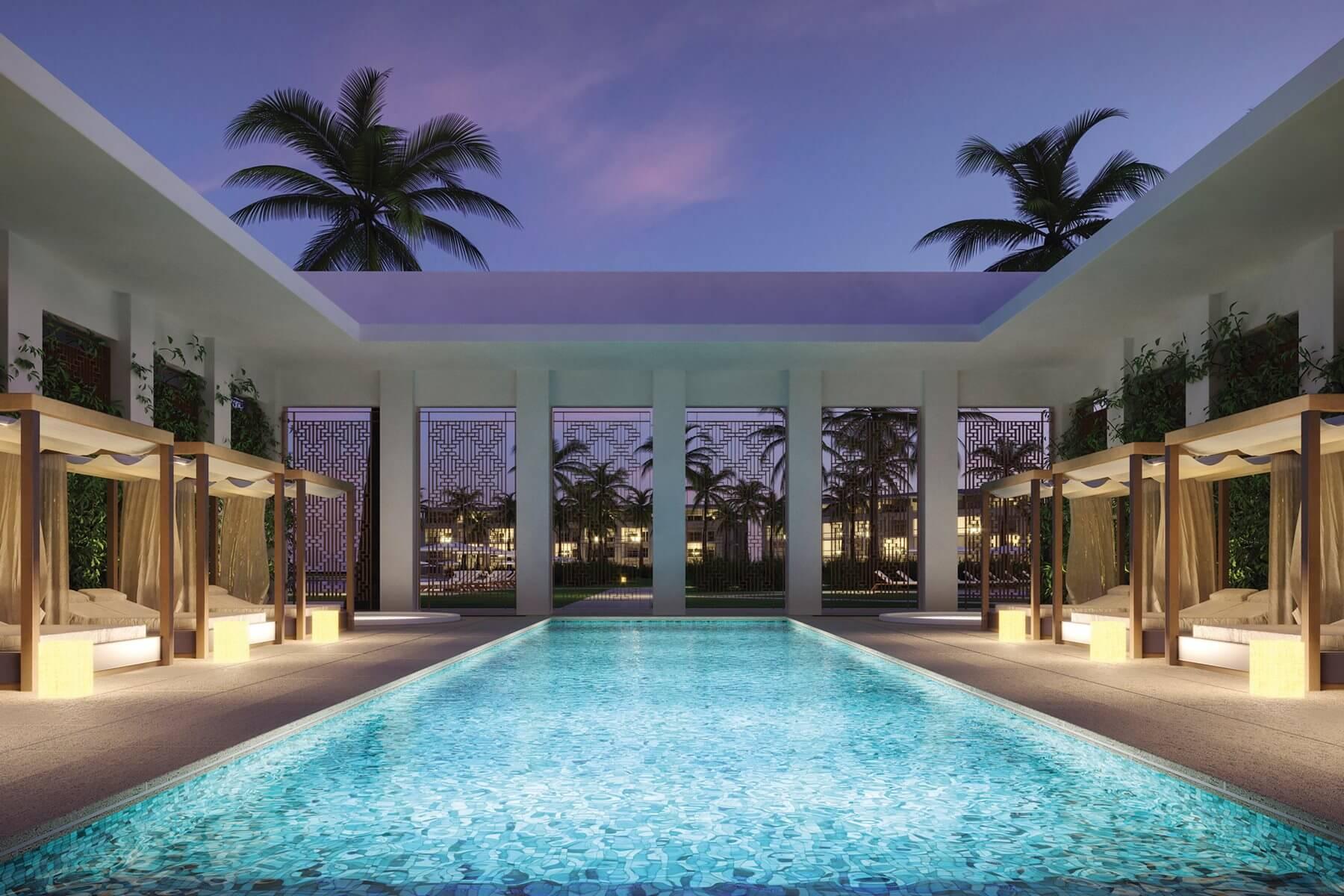 the grand reserve at paradisus piscine