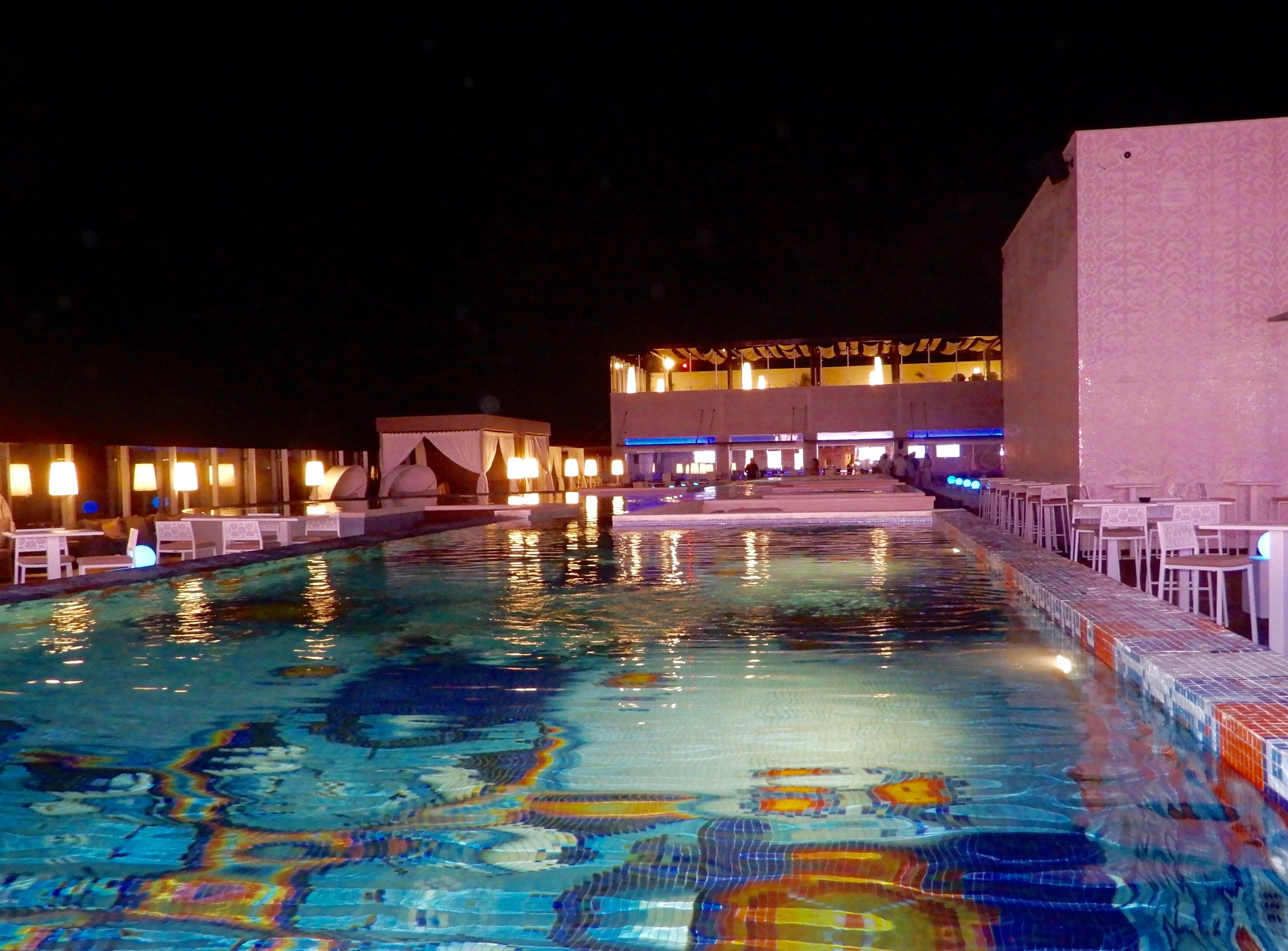 Royalton Suites Cancún Resort & Spa terrasse toit