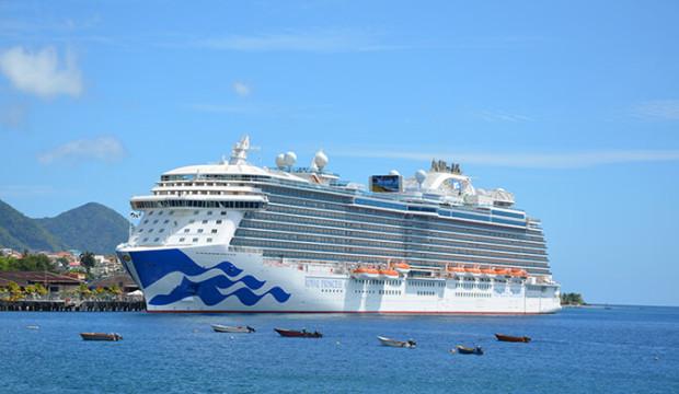 Princess Cruises annule presque toutes ses croisières jusqu'au 15 décembre