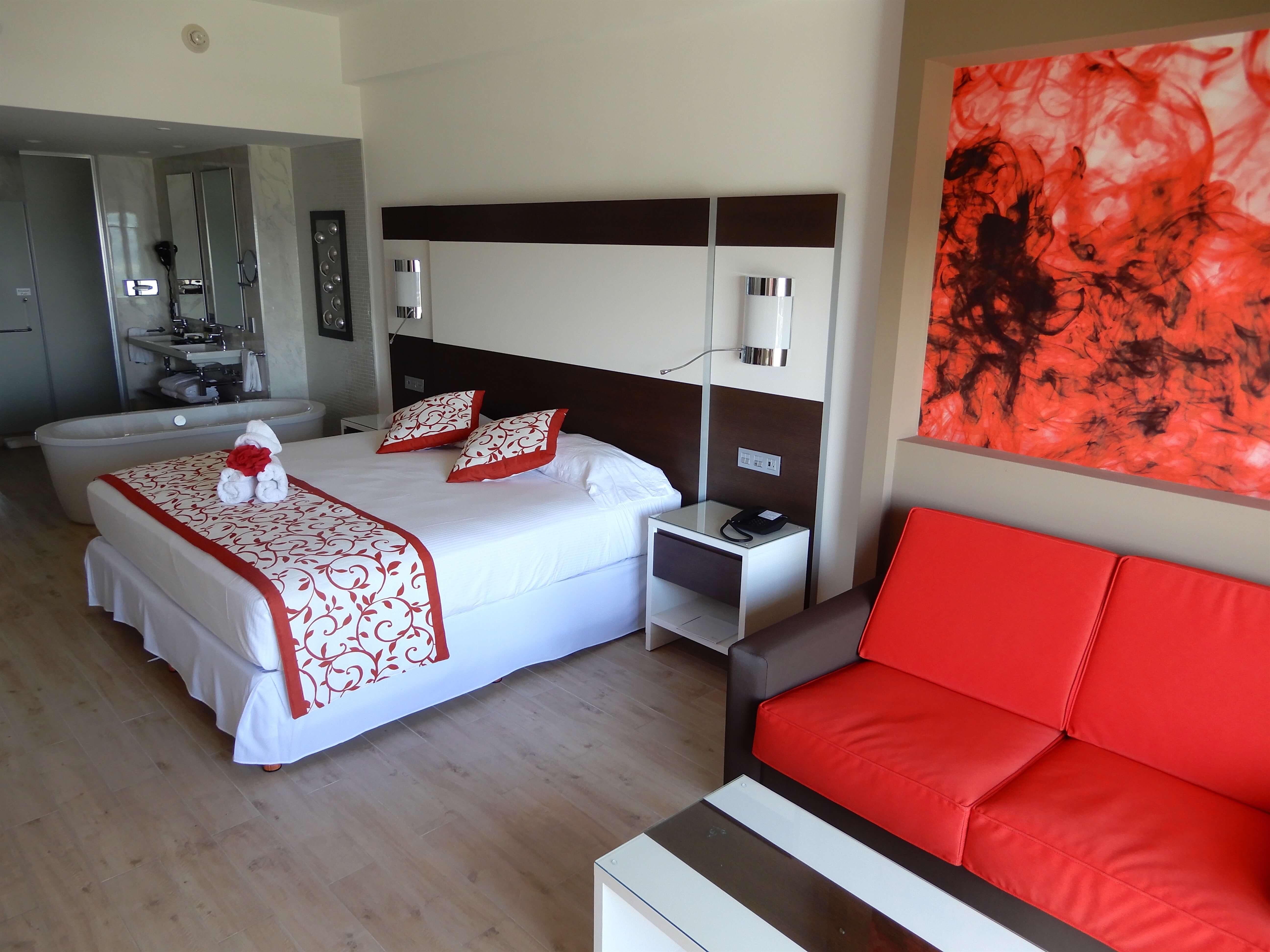 chambre riu palace costa mujeres