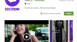[Techno] TextNow: la meilleure application de téléphonie en voyage
