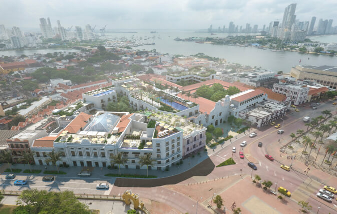 Four Seasons Hotel and Private Residences Cartagena
