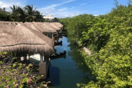 [Mexique] On a visité pour vous l'hôtel TRS Yucatan et ses bungalows romantiques munis de canoës!