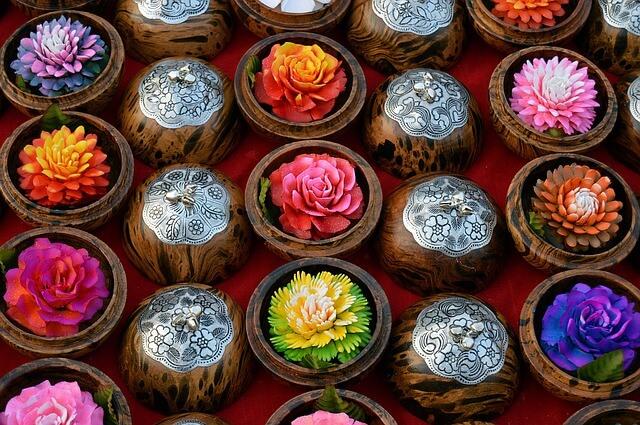 savon night market thailande