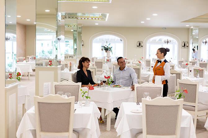 riu garoe tenerife restaurant
