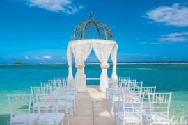 Sandals et Beaches élargissent leurs offres mariage avec encore plus de gazébos sur l'eau