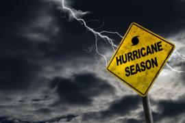 La saison des tempêtes tropicales bât son plein: Humberto arrive aux Bermudes, Lorena se dirige vers le Mexique