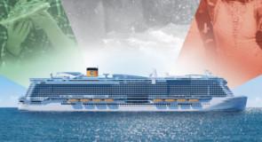 Livraison du Costa Smeralda retardée: annulation des premiers départs