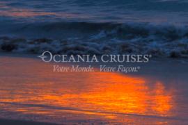 Oceania vous dit pourquoi voyager!