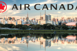 Air Canada inaugure le seul service sans escale entre Montréal et São Paulo